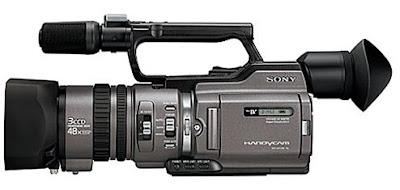 Sony SemiPro DCR VX2100E Handycam 2