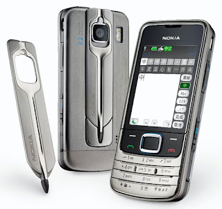 Nokia 6208 - A Stylish Classic Cell Phone 1