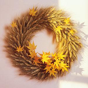 Resultado de imagem para coroas de outono porta