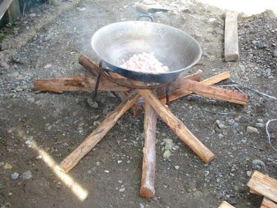 metal wok