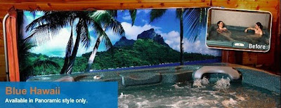 hot tub covers, spascene photo