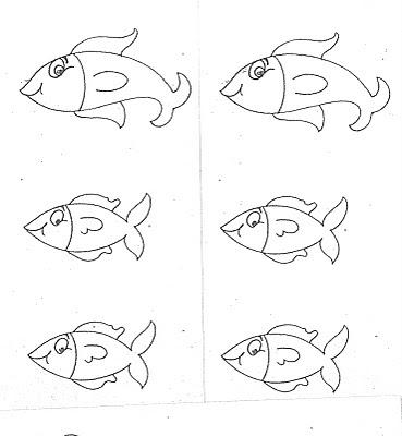 Küçük Balık Boyama Gazetesujin