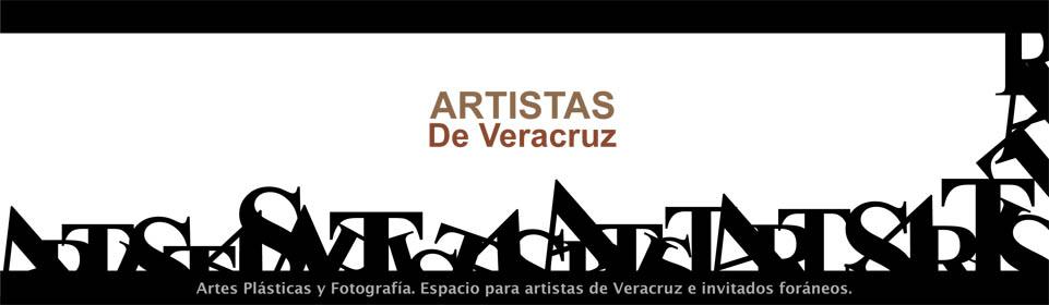 Artistas de Veracruz