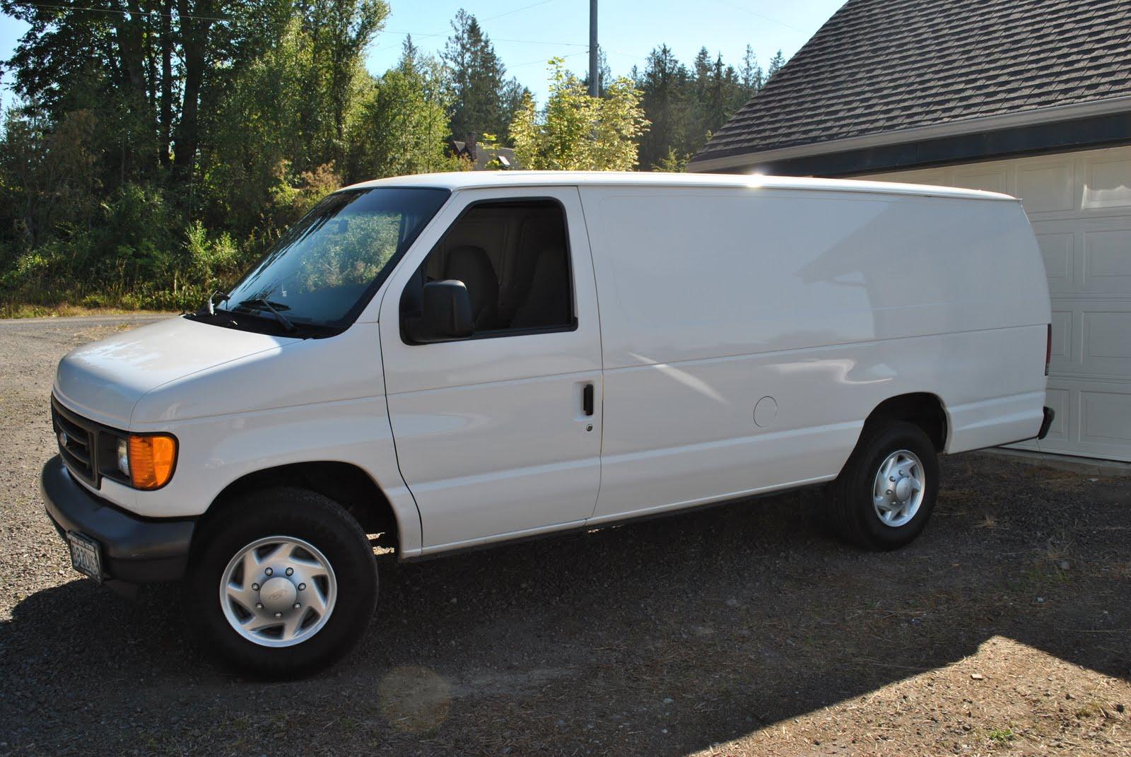 a7b9e095c1 Ford Van Conversion
