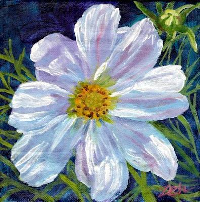 Zeh Original Art Blog Watercolor And Oil Paintings White