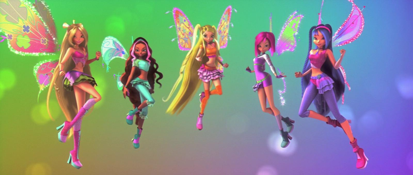 WinxClub4Ever | News™: Winx Club 3D:Magic Adventure Awards