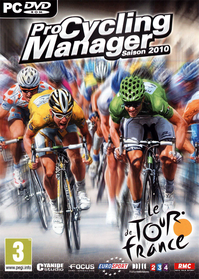 Pro Cycling Manager season 2010 (PC Game)
