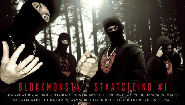 BLOKKMONSTA - STAATSFEIND #1