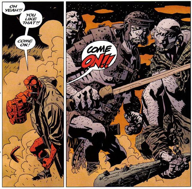 Hellboy The Wild Hunt 2 pg 9