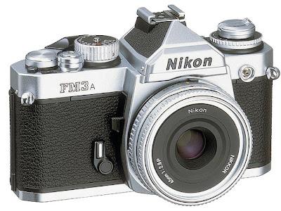 Nikon FM3A SLR
