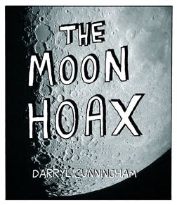 The Moon Hoax by by Darryl Cunningham