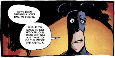 RATFIST by Doug TenNapel