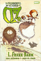 The Wonderful Wizard of Oz By Eric Shanower, Skottie Young, Jean-Francois Beaulieu, Jeff Eckleberry.