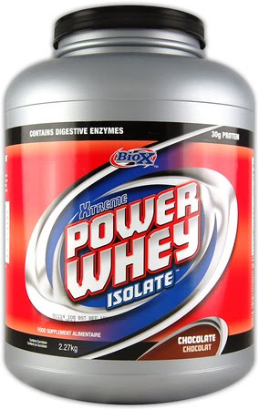 red x lab whey complex