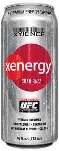 Proteingirl Xyience Xenergy Review