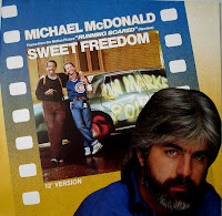 Michael McDonald - Sweet freedom (MCA Records) - 1986