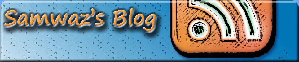 Samwaz's Blog