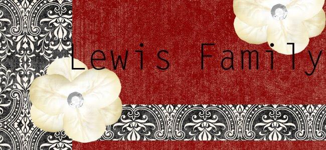 Lewis Fam