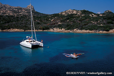 croisiere corse catamaran