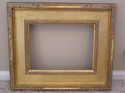 Blank Canvas: Getting Rid of my Frame Collection