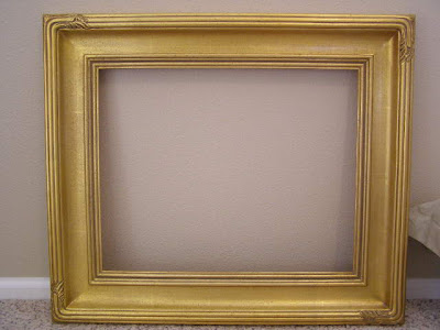 Getting Rid of my Frame Collection – Blank Canvas