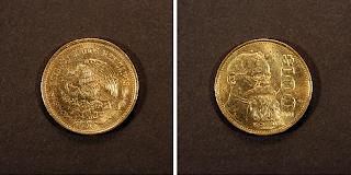 Monedas De M 233 Xico 100 Pesos Venustiano Carranza 1984 A 1992