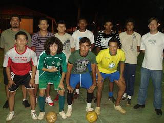 790e908e1d4bb A equipe maracajuense de Futebol de Salão Masculino irá até o município de  Guia Lopes da Laguna para participar da COPA MORENA 2010.