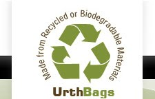 46c03162676dd UrthBags ~ Eco-Chic Handbags Made from Recycled Materials ...
