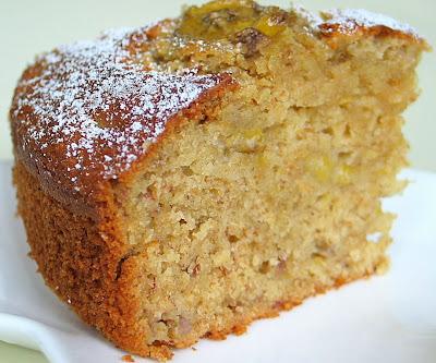 Very Moist Banana Cake Recipe Sour Cream