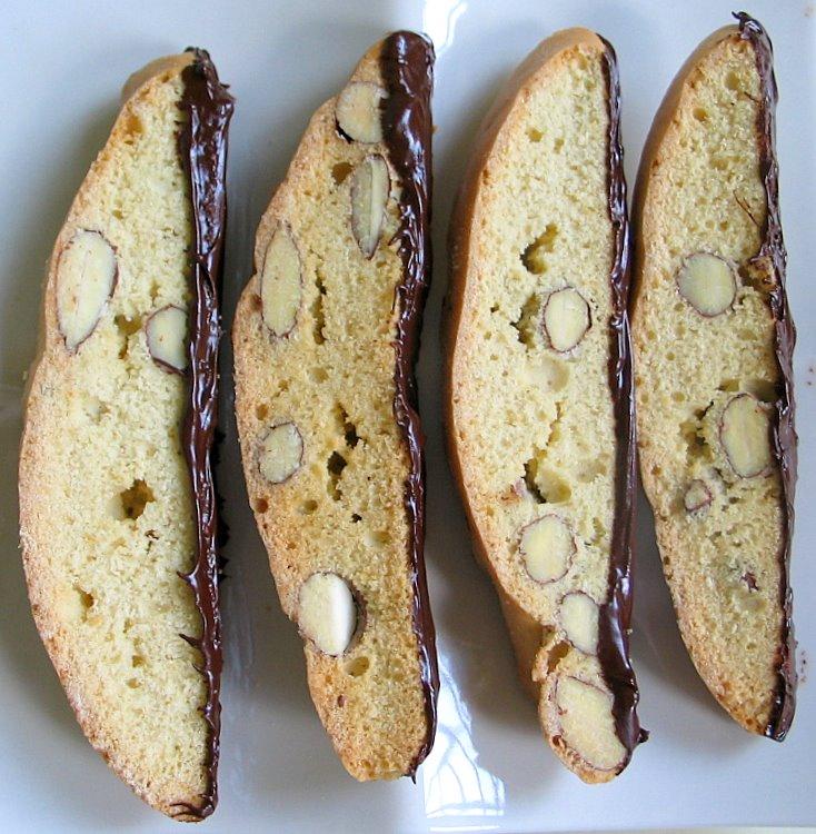 Chocolate And Almond Cake Flour Less Cranks
