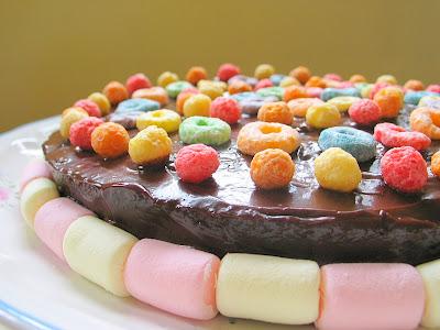Trpezarija... Rainbow+chocolate+cake1