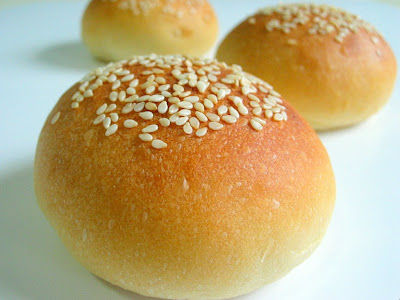 how to make jam filled buns