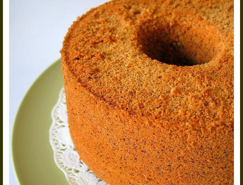 Making Chiffon Cake