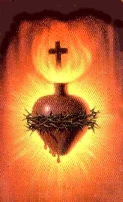 resultado de la imagen de Sagrado Corazón de Jesús y La Divina Misericordia