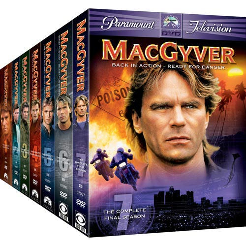 The Phoenix Project Macgyver