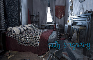 Sirius Bedroom Harry Potter