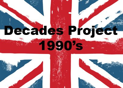 Graphic Arts Yr1, 1990's Project: Record and Album Covers in