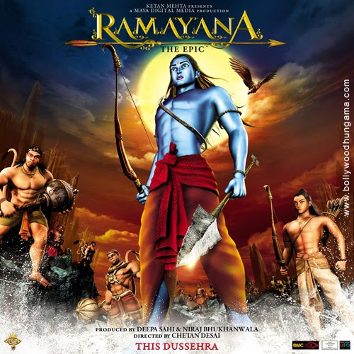 Ramayana Animated Movie In Tamil free download