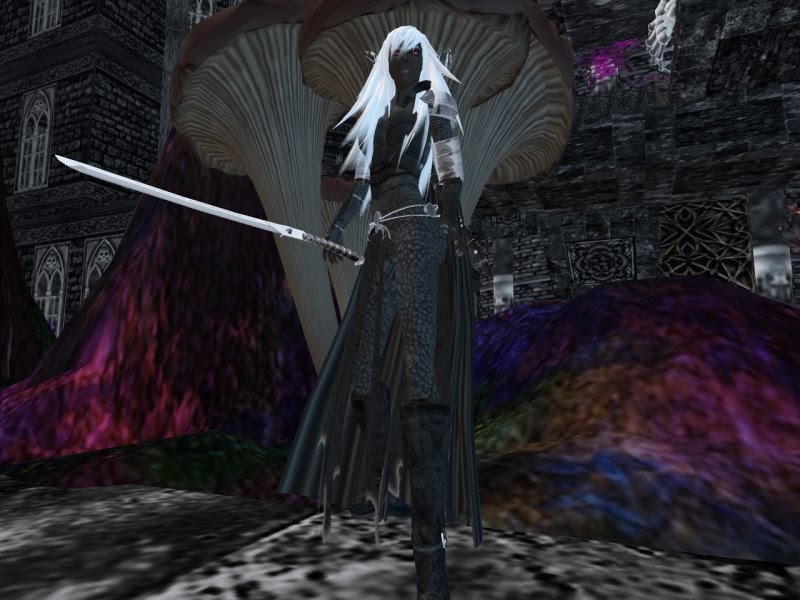 Eladriennes Other Life Where To Be A Dark Elfdrow In Sl
