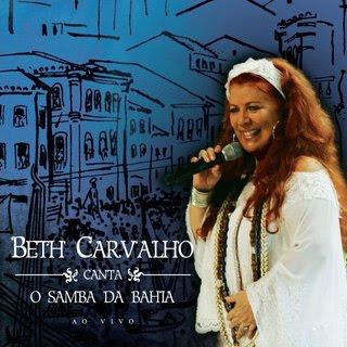 Cd Beth Carvalho - Canta o Samba da Bahia - Ao Vivo