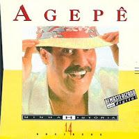 Cd Agepê - Minha História