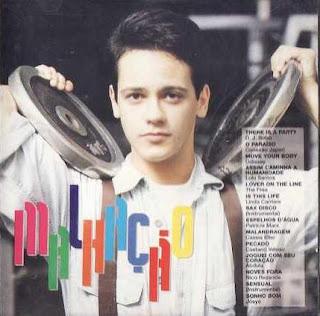 Trilha Sonora – Malhação Volume 1 (1995) | músicas