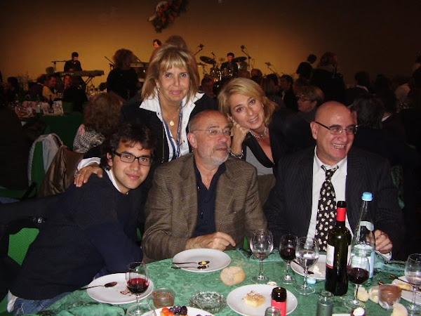 Premiazione del Concorso al Tenco a Sanremo NEL 2008!