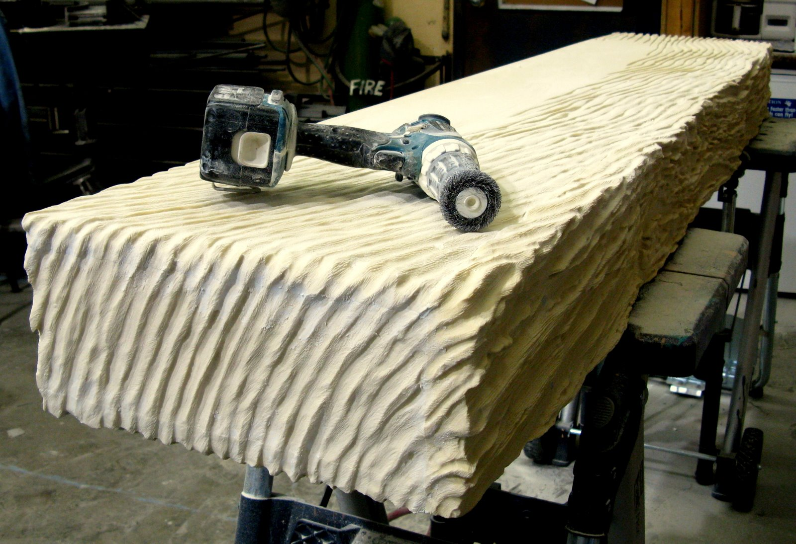 Diy  Edge Foam Board Build Plans