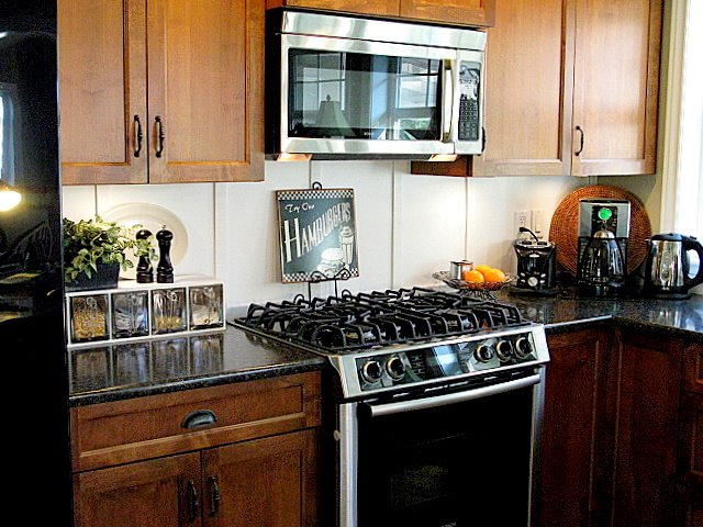 How To Board And Batten A Kitchen Backsplash Funky Junk