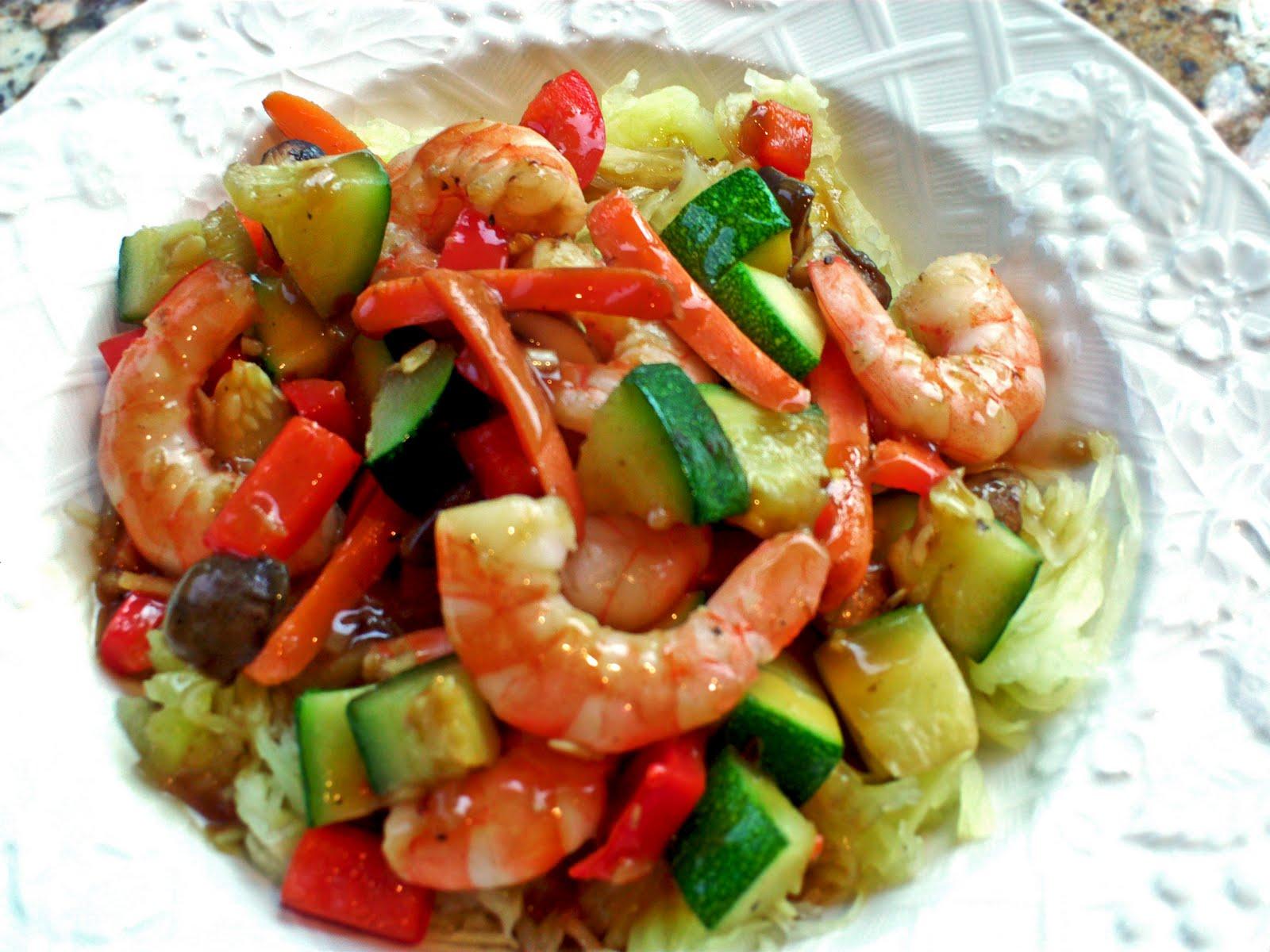 Asian Shrimp Stir Fry | Primal Palate | Paleo Recipes