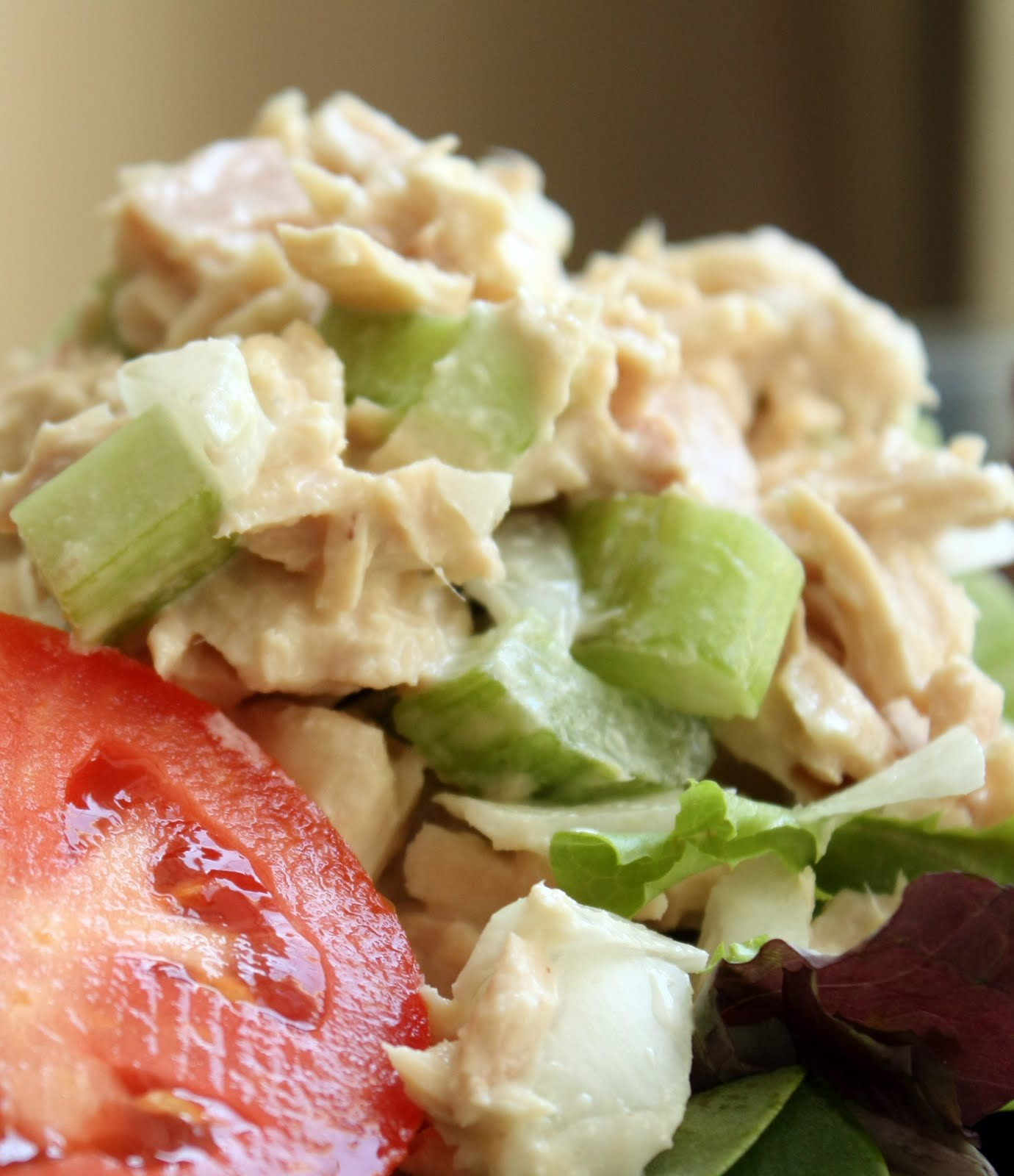 Tuna salad primal palate paleo recipes for Tuna fish salad recipe with egg