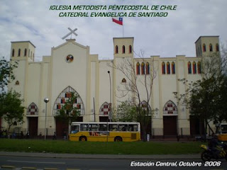 Catedral Evangelica de Santiago de Chile