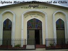 Iglesia Metodista Pentecostal de Angol
