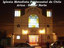 Iglesia Metodista Pentecostal de Arica Sector Norte